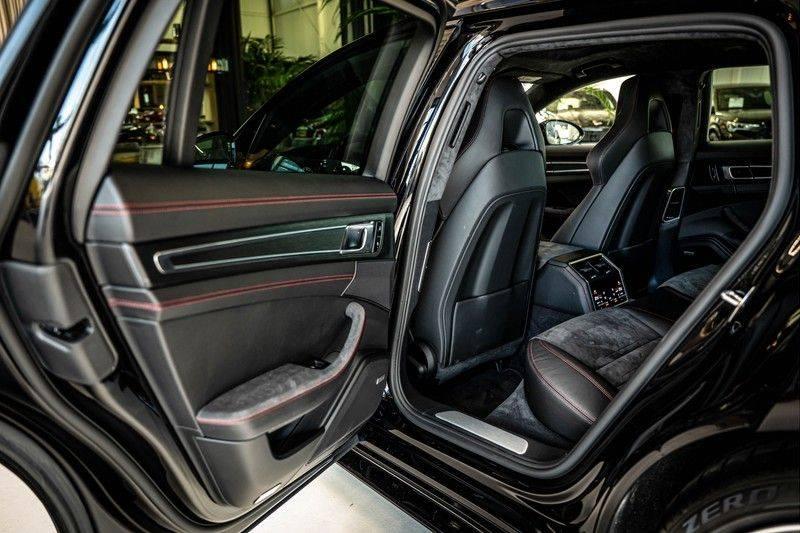 Porsche Panamera 4.0 GTS Sport Turismo | 360 | HUD | BOSE |PANO | Soft close | DAB | LED Matrix | Afstandstempomaat | Karmin Rood pakket, rood st afbeelding 17