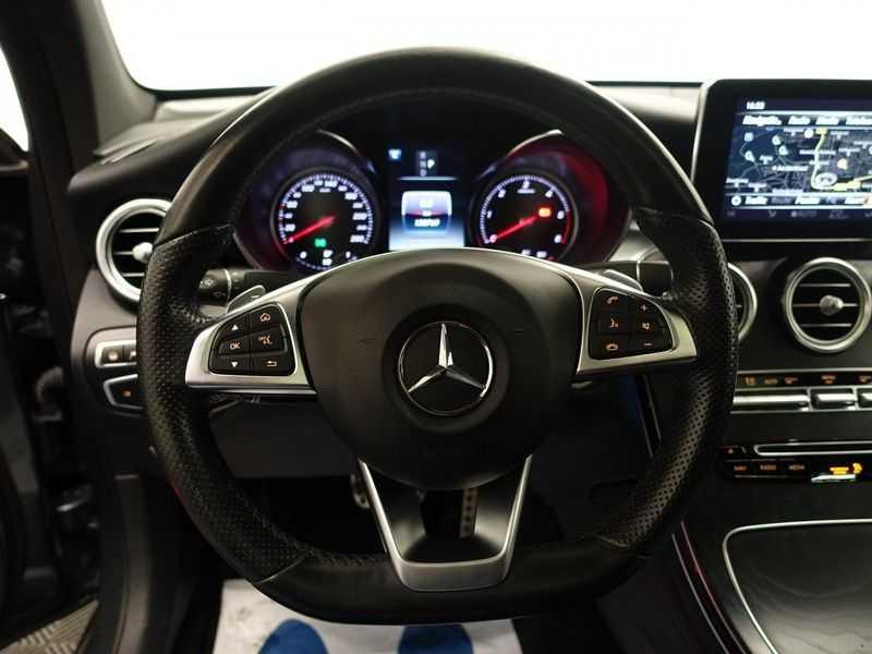 Mercedes-Benz GLC Coupé 350 D 4MATIC 259pk AMG 9G Aut- Pano, Leer, Rijassistentiepakket, Full afbeelding 9