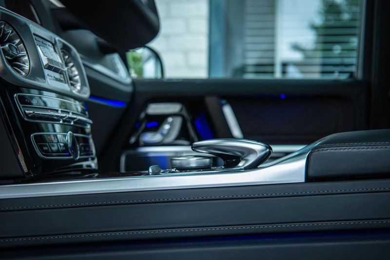 Mercedes-Benz G-Klasse G500, 421 PK, AMG-Line, G/Manufaktur Exklusiv, Distronic Plus, DAB, Widescreen, Standkachel, AMG/Multi!! afbeelding 8