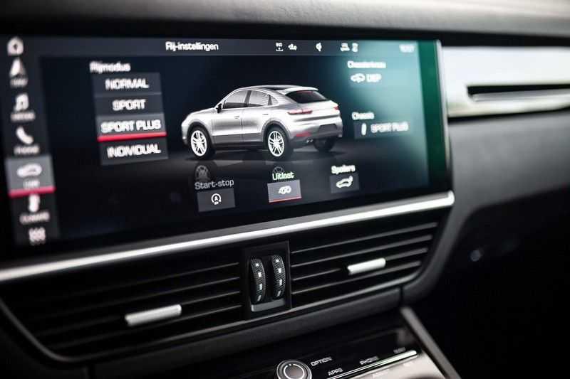 Porsche Cayenne 2.9 S Coupé 12-2020 Sportdesign *BOSE / 4 Wielbesturing / Memory / Sport Chrono / HUD* afbeelding 17