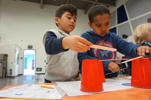 Sierra Nevada Journeys Family STEM Nights