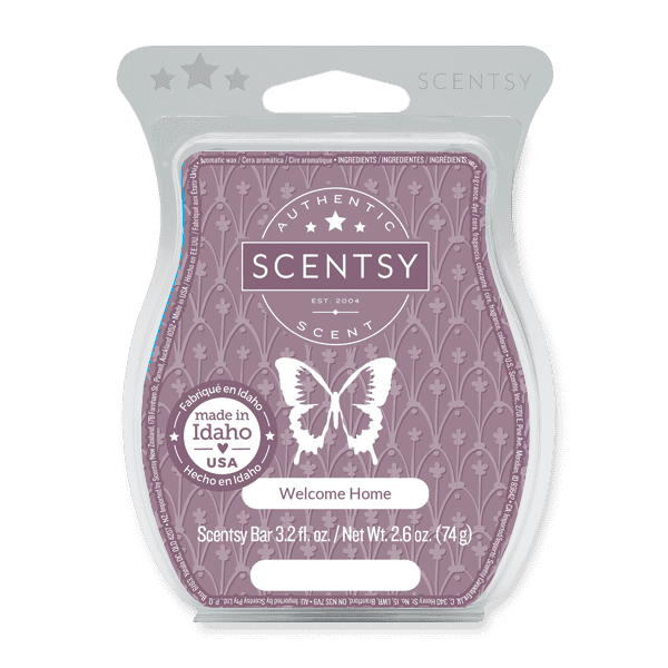 Welcome Home Scentsy Bar
