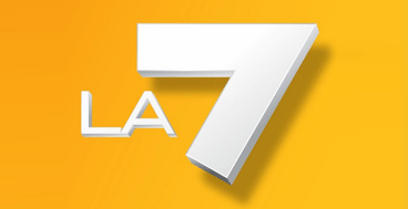 Watch La 7 live on your device from the internet: it's free and unlimited.