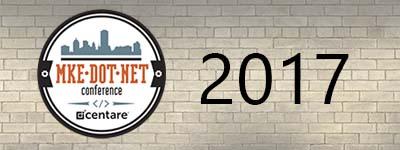 MKE DOT NET 2017