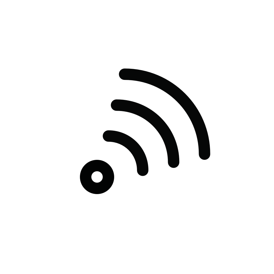 Communication broadcast point bottomleft
