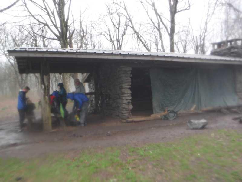 Mollies Ridge Shelter