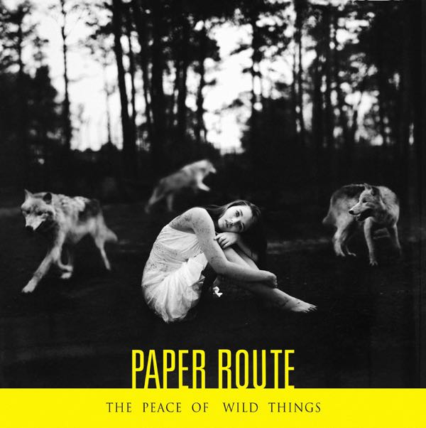 album art for The Peace of Wild Things by Paper Route