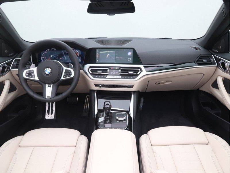 BMW 4 Serie Cabrio 420i High Executive M-Sport Automaat afbeelding 20