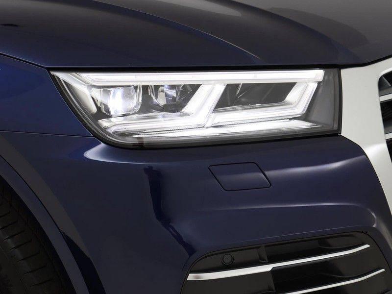 Audi Q5 50 TFSI e 299 pk quattro S edition | S-Line |Elektrisch verstelbare stoelen | Trekhaak wegklapbaar | Privacy Glass | Verwarmbare voorstoelen | Verlengde fabrieksgarantie afbeelding 15