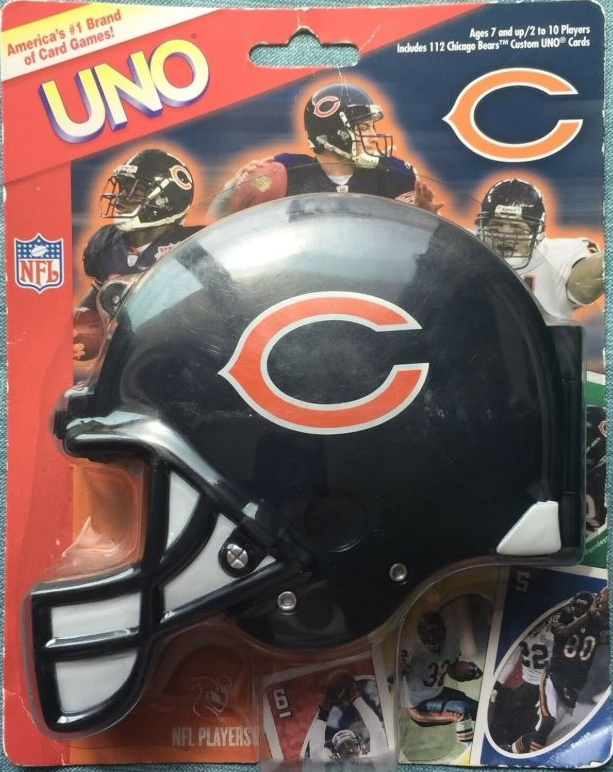 Chicago Bears Uno (2007)