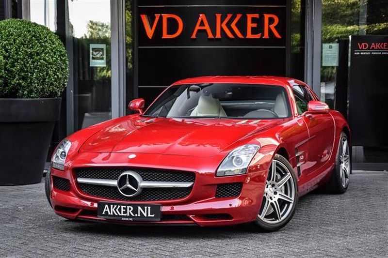 Mercedes-Benz SLS SLS AMG EXCLUSIVE DESIGNO+CAMERA (571 PK) afbeelding 1