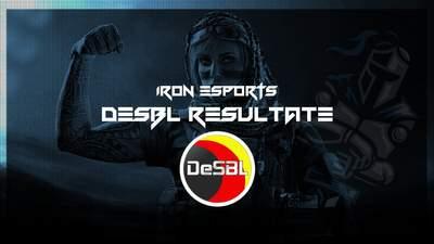 Ergebnisse Minor League C IRON Seraph