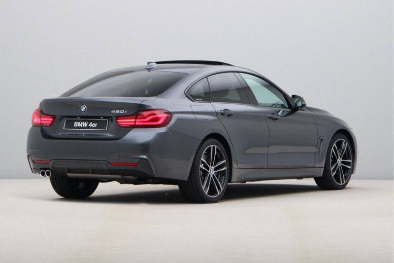 BMW 4 Serie Gran Coupé 420i High Executive M-sport afbeelding 9