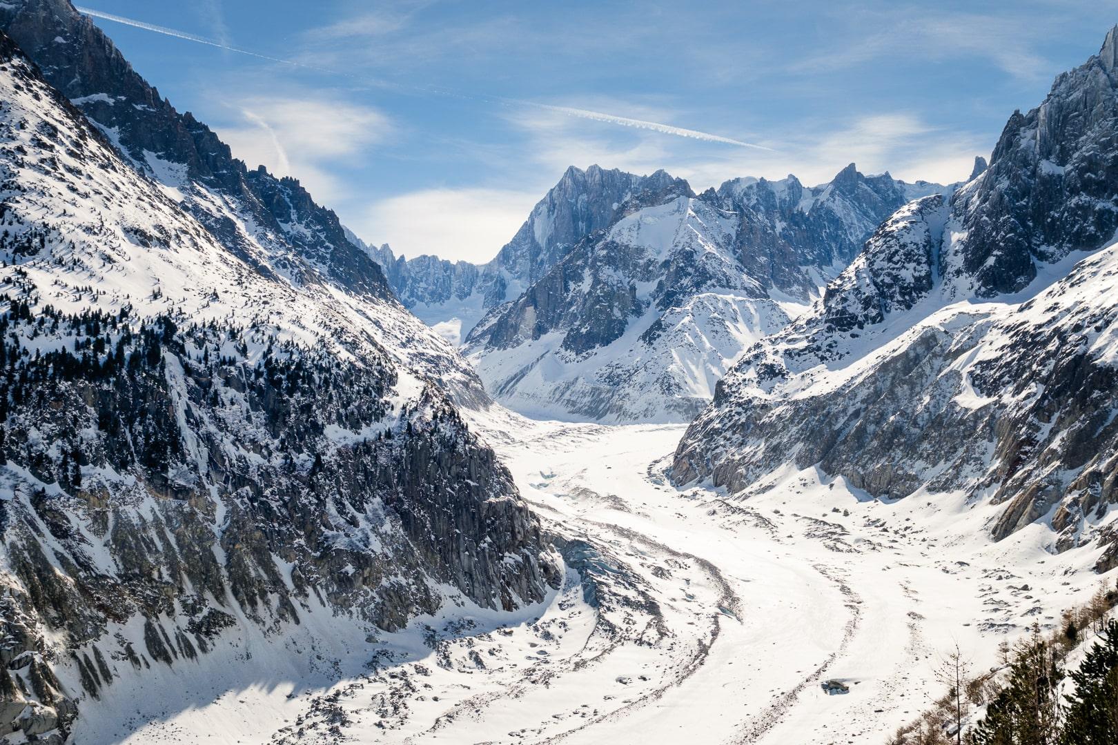 Mer de Glace, Chamonix, France - Tom Claessens