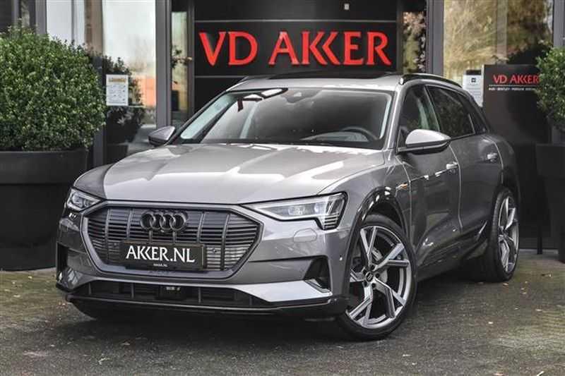 Audi e-tron 55 QUATTRO ADVANCED MASSAGE+PANO.DAK NP.126K afbeelding 1