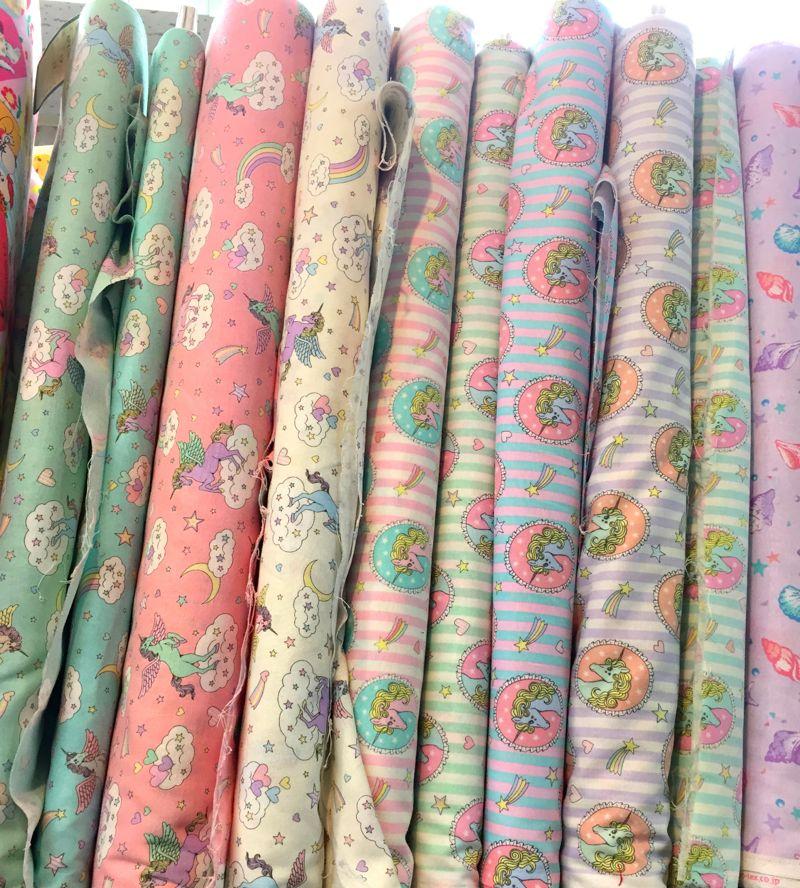 Tomato Kawaii fabric