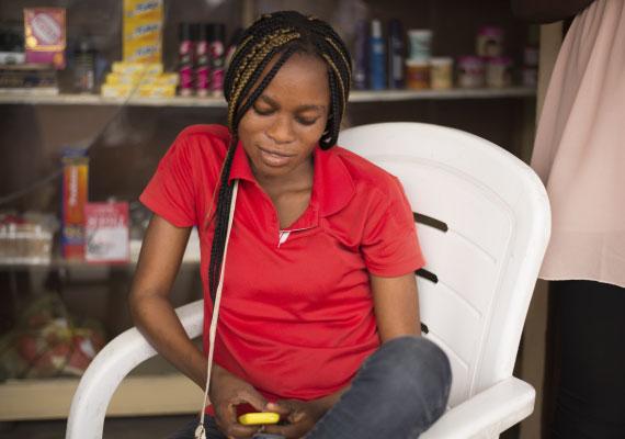 Femme mariée de Côte d'Ivoire raconte l'histoire de son avortement