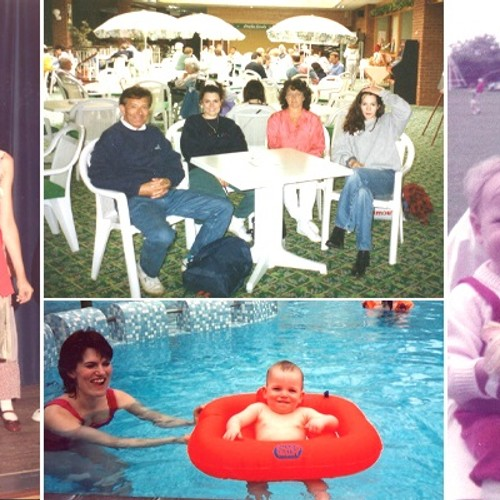 """""""I've stayed since I was a baby and it is my happy place"""" – Dee shares her memories of matchbox games, fancy dress and only swimming at Potters"""