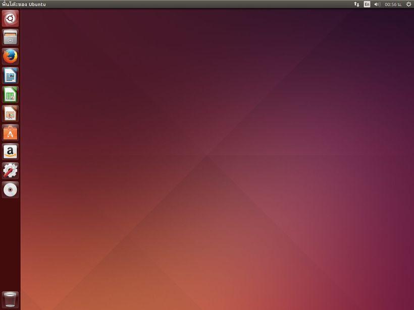 ขั้นตอนการติดตั้ง Ubuntu 14.04 - Home