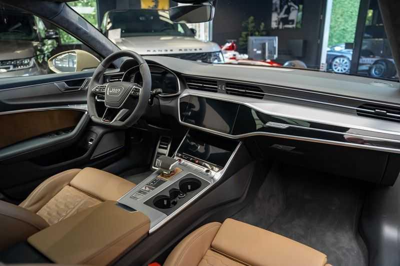 Audi RS6 Avant Exclusive Keramisch Akrapovic B&O High End RS 6 TFSI quattro afbeelding 17