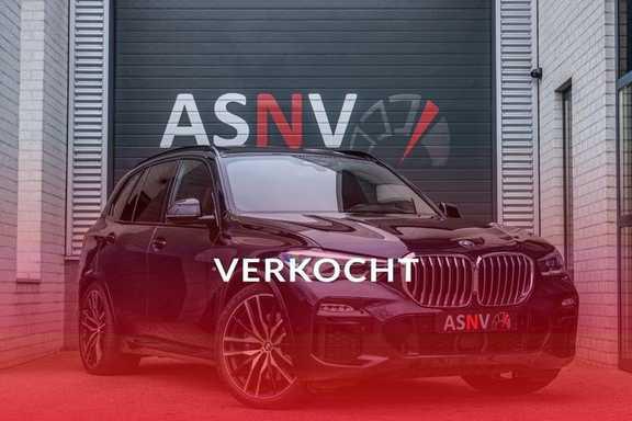 BMW X5 3.0d xDrive High Executive, 265 PK, M/Sportpakket, Luchtvering, Soft/Close, Massage, Head/Up Display, Seat/Ventilation!!
