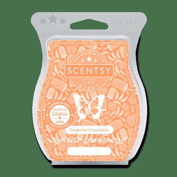 Tangerine Creamsicle Scentsy Bar