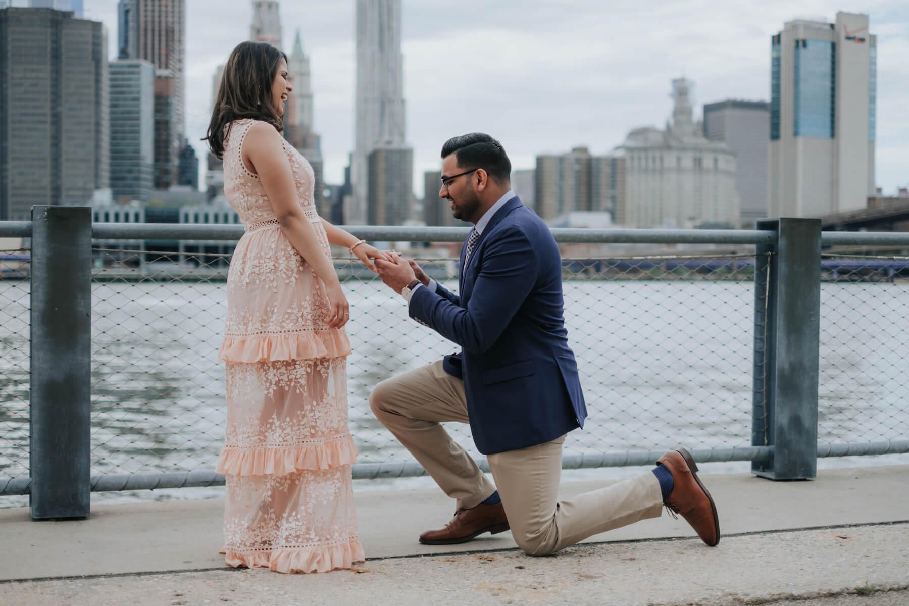 Dhara & Rahul's Proposal