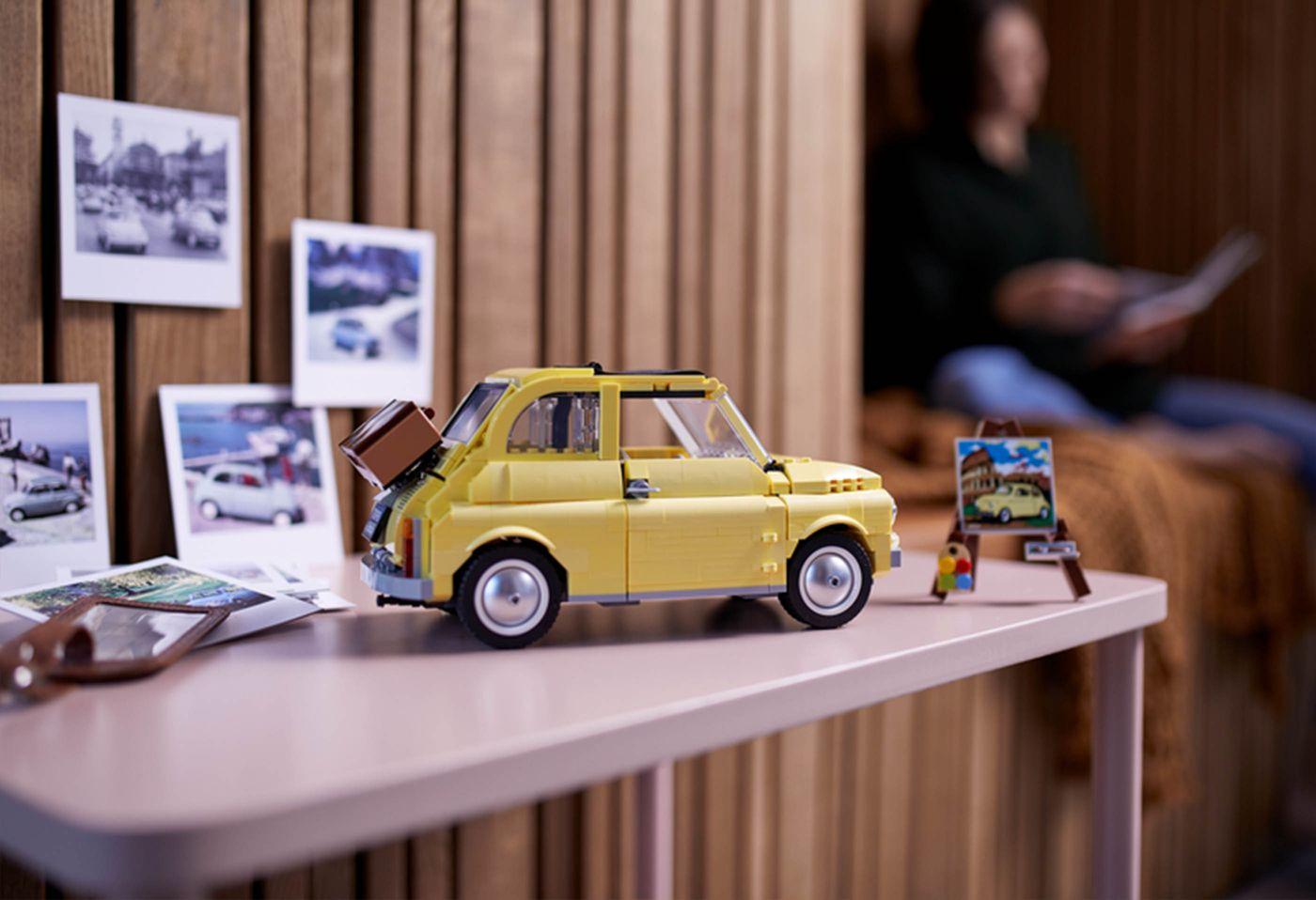 Fiat 500 Replica Collectable