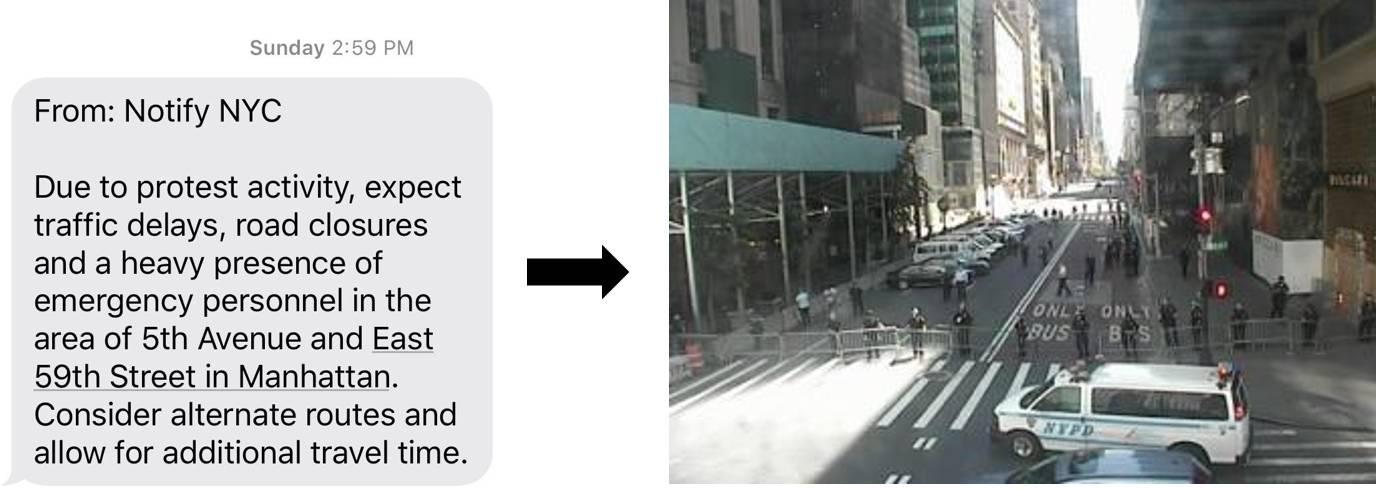 NYC Alert