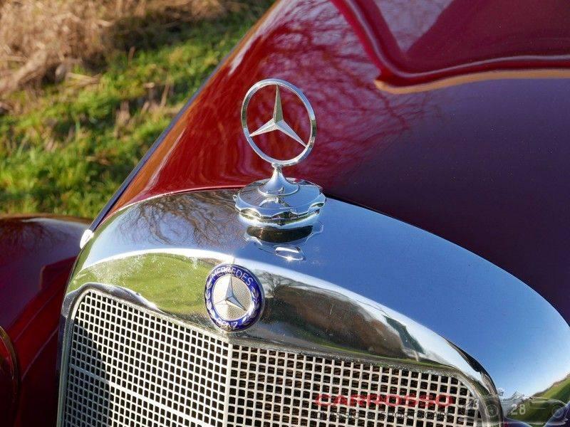 Mercedes-Benz 170 S Cabriolet B afbeelding 6