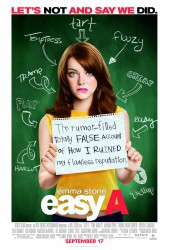 cover Easy A