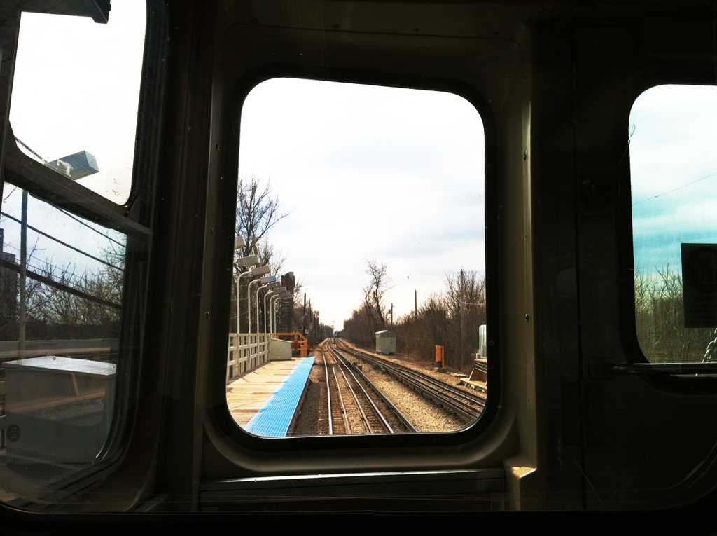 Riding the C.T.A.
