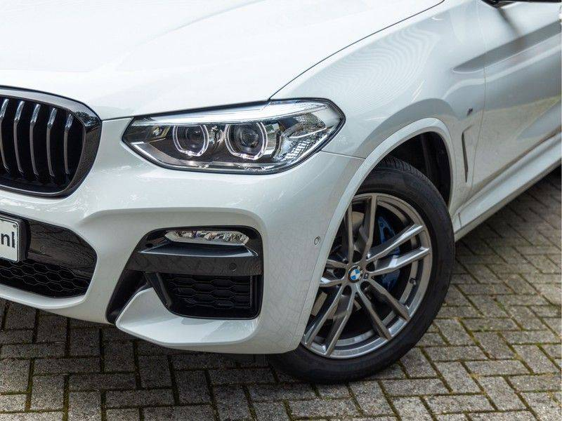 BMW X3 xDrive30i M-Sport - Trekhaak - ACC - Panorama - Head-up - Standkachel afbeelding 8
