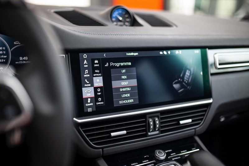 "Porsche Cayenne 3.0 E-Hybrid *Pano / BOSE / Massage / Stoelventilatie / 22"" / ACC / Sport Chrono* afbeelding 18"