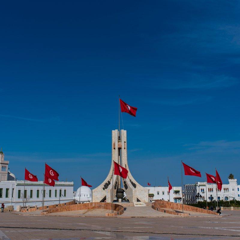 Monument Place de la Kasbah