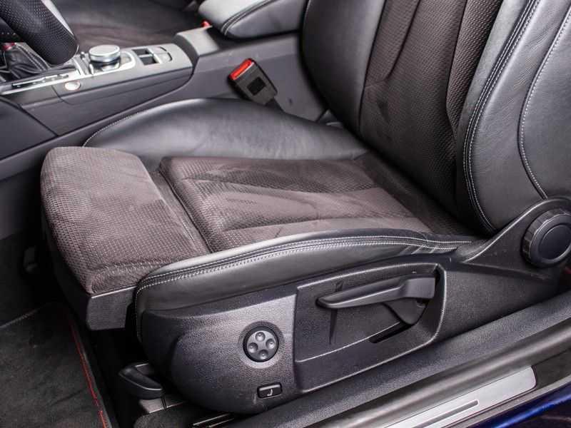 Audi A3 Cabriolet 2.0 TFSI S3 quattro Pro Line Plus   B&O Sound   Massagestoelen   LED   Virtual cockpit   Nekverwarming   afbeelding 18