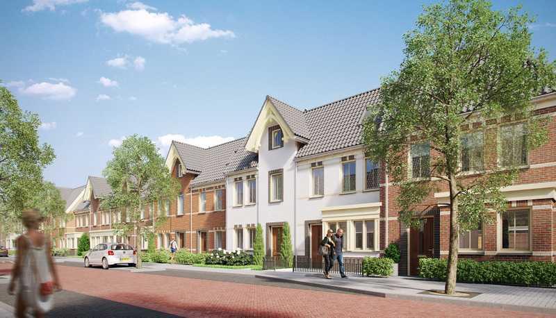 Project: 't Nieuwe Havenkwartier