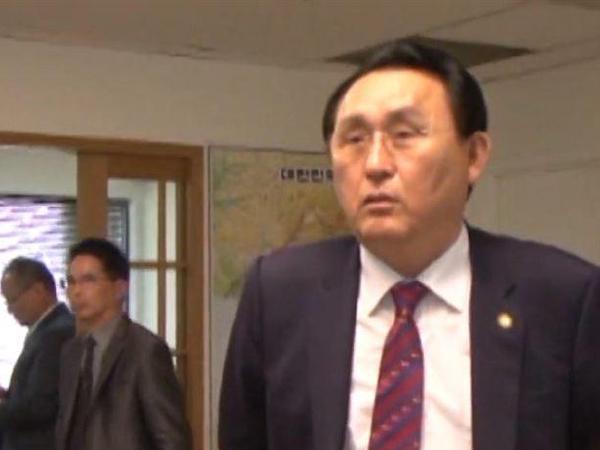 미주총연, 단독입후보 김재권 회장 인준