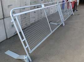 Concord Crowd Control Barrier