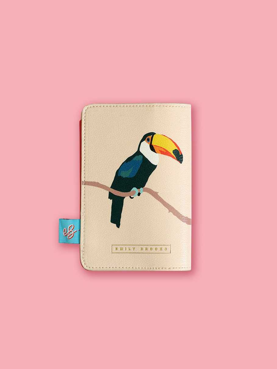 Lovebirds Passport Case