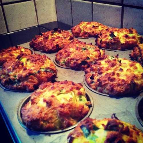 Doomsday muffins
