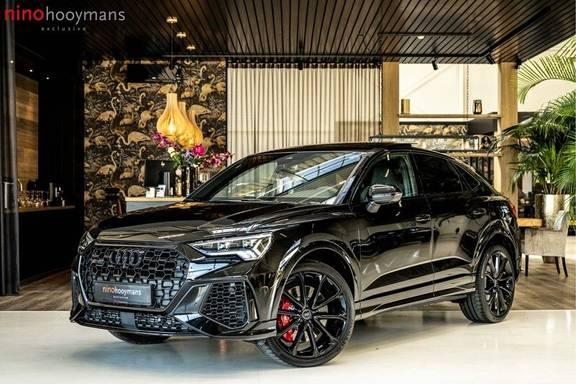 Audi RS Q3 Sportback 2.5 TFSI | Panorama | B&O | Stoelverwarming | Zwart optiek | DAB