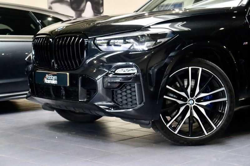 BMW X5 xDrive30d High Ex M-Sport NL|1Eig|22''|Shadow|HuD afbeelding 8