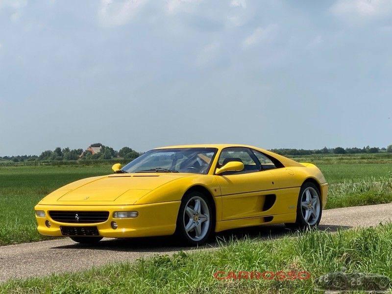 Ferrari F355 F1 GTB, 1 owner, 38.000 km afbeelding 19