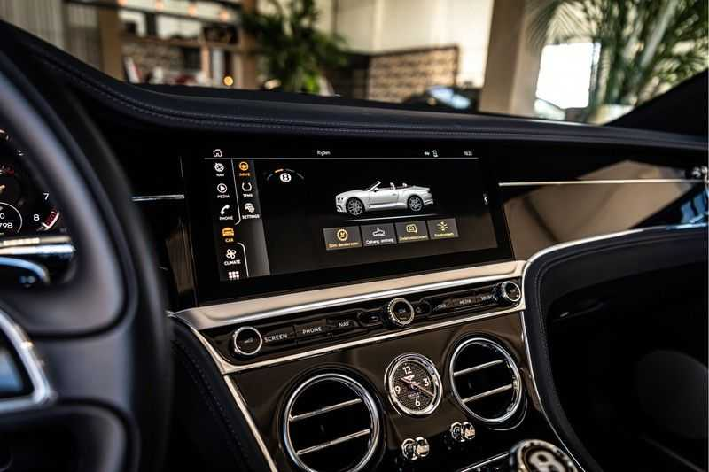 Bentley Continental GTC 6.0 W12 | Dynamic Ride | Comfort Sport | Massage afbeelding 21