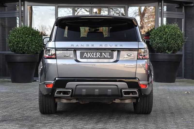 Land Rover Range Rover Sport P400e HSE DYNAMIC PANO.DAK+ST.KOELING+21INCH afbeelding 9