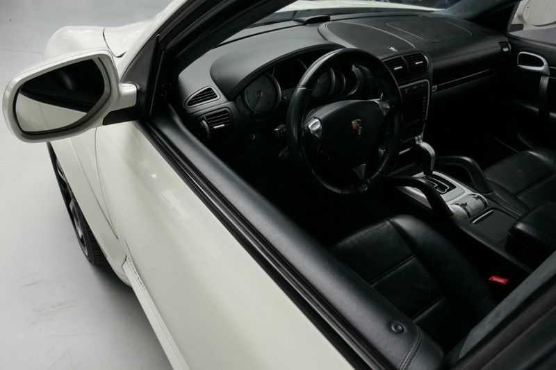 Porsche Cayenne 4.8 Turbo TECHART Magnum afbeelding 18