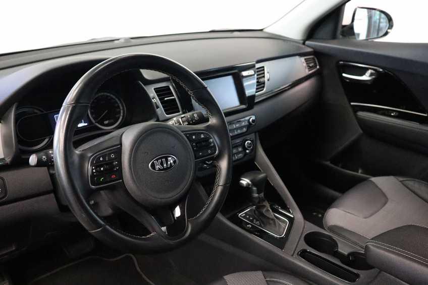 """Kia Niro 1.6 GDi Hybrid Edition Navigatie Cruise Control Camera 18""""LM *tot 24 maanden garantie (*vraag naar de voorwaarden) afbeelding 6"""