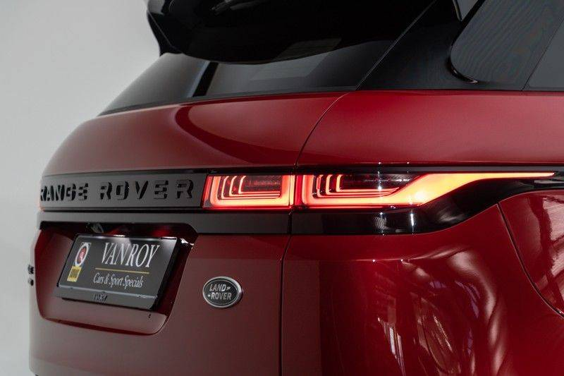 "Land Rover Range Rover Evoque P300 R-Dynamic 300pk AWD Black Pack Panoramadak ClearSightSpiegel MeridianSound Volleder AmbientLight Navi Keyless Full-Led DAB 20"" 360Camera Pdc afbeelding 8"