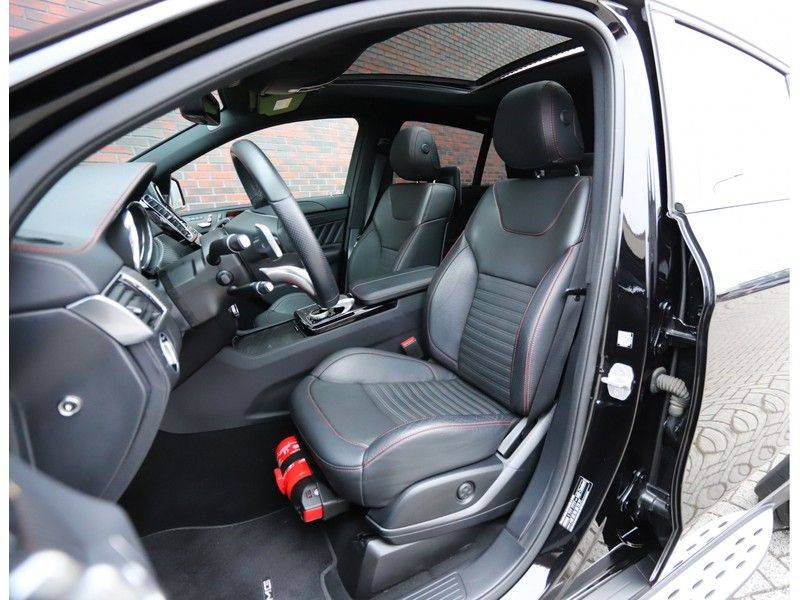 Mercedes-Benz GLE Coupé 43 AMG 4-Matic B&O*TV*Leder*Standkachel*Airmatic*VOL!* afbeelding 24